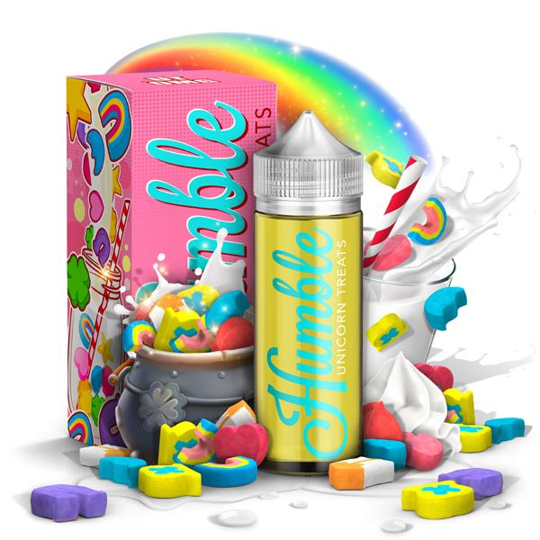 Humble Juice Co. - Unicorn Treats (120ML)