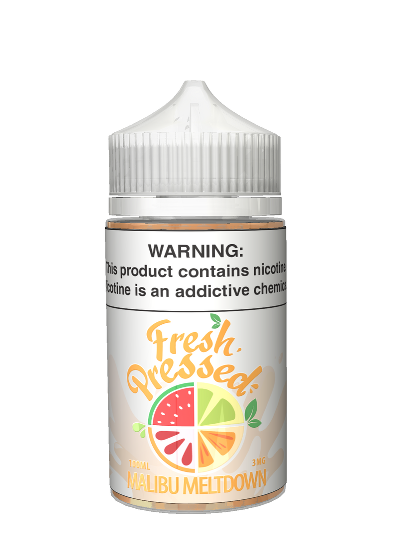 Fresh Pressed - Malibu Meltdown (100ML)
