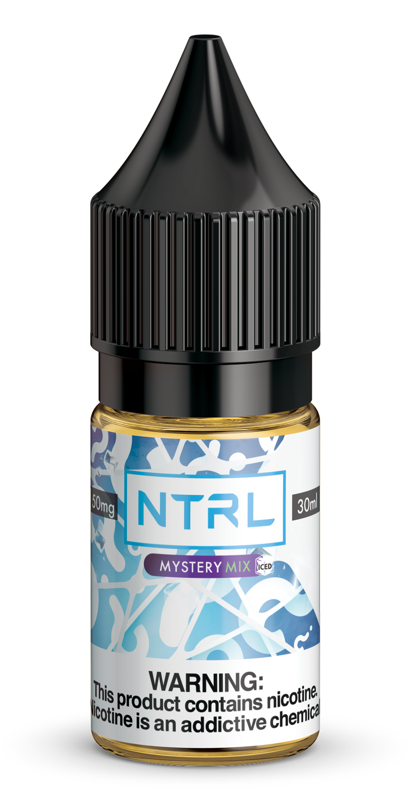 NTRL - Mystery Mist ICE [Salt Nic] (30ML)