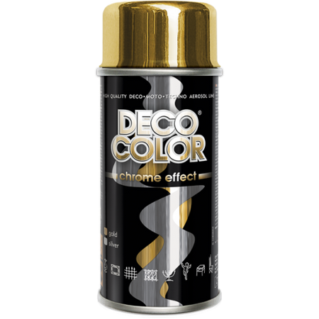 deco color chrome effect