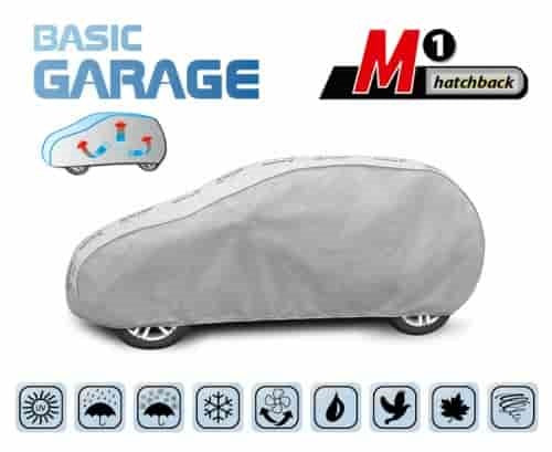 Protective Car Cover Complete To Suit Hatchback