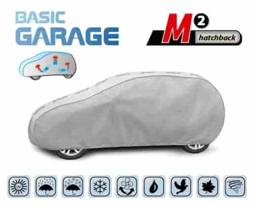 Protective Car Cover Complete To Suit Small Hatchback