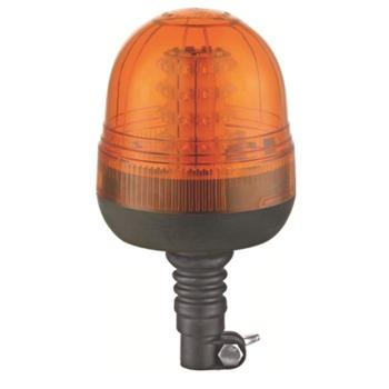 JBM-52456 LED Beacon 12v & 24v Flexi Base Pole Mount