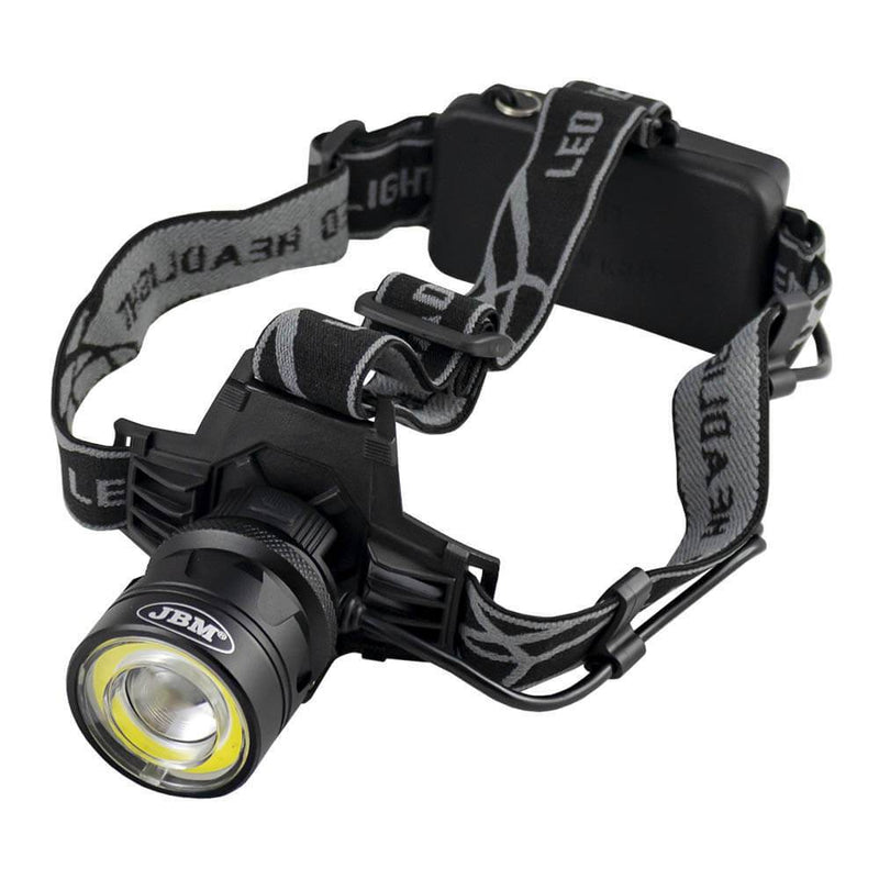 Rechargeable Head Lamp 800lm With Batteries - Sweeney Motor Factors