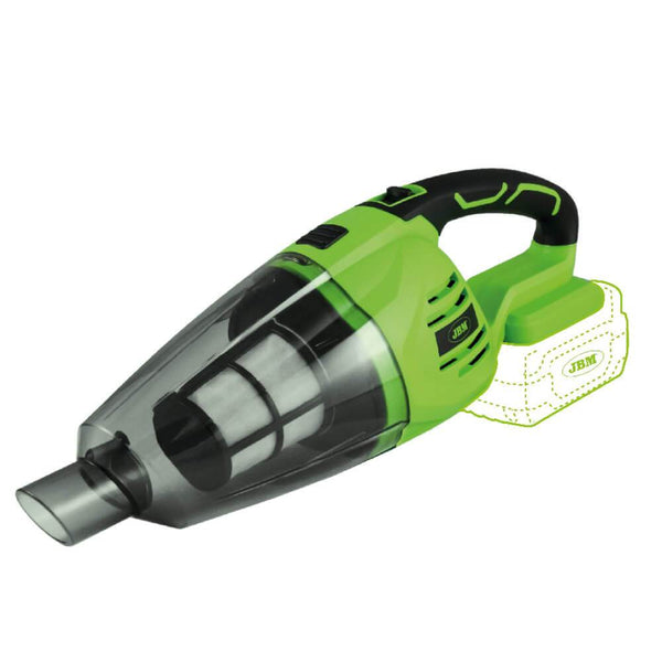 Cordless Rechargable Vacuum Hoover Cleaner Handheld Compact 20V Tool Only - Sweeney Motor Factors