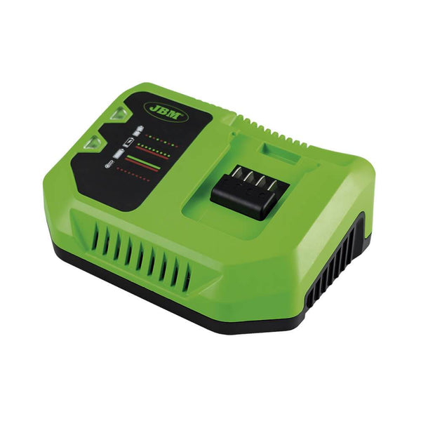 JBM-60017 Fast Charger For Cordless Power Tools 20V 6A