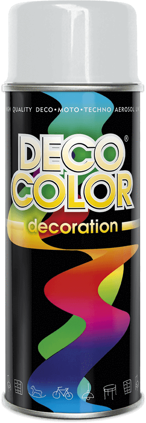 Deco Color-Decoration Universal Spray Paint 33 Different Colors