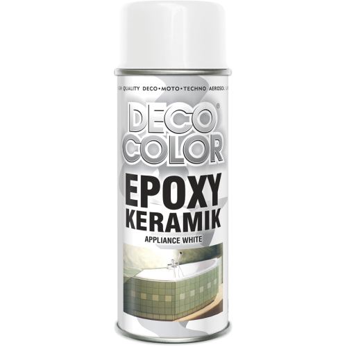 Deco Color-Epoxy RAL 9016 400ml - Deco Color Ireland