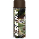 Military Spray Paint Anti Reflective Camouflage 400ml Mud Brown - Deco Color Ireland