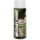 Military Spray Paint Anti Reflective Camouflage 400ml White - Deco Color Ireland