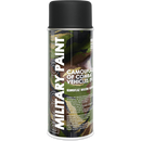 Military Spray Paint Anti Reflective Camouflage 400ml Black - Deco Color Ireland