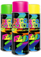Deco Color-Florescent High Visibility Spray Paint 400ml 7 Different Colours