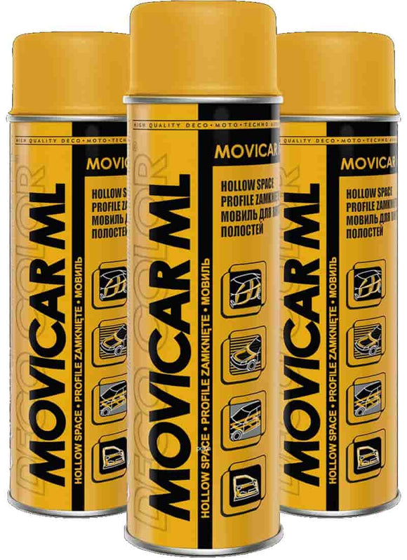 Deco Color-Movicar ML Hollow Space Cavity Wax 500ml