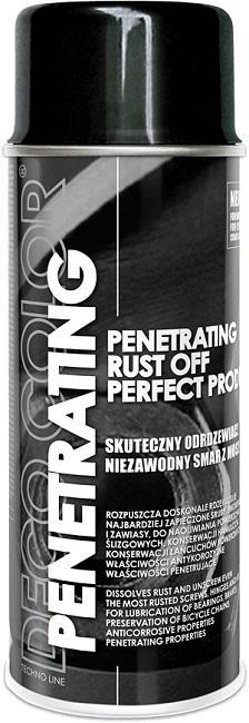 Deco Color-Penatrating Rust Removing Oil 400ml - Deco Color Ireland