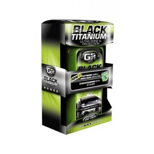 GS27-Black Titanium Plus Ultra Shine And Protection 500 ml - Sweeney Motor Factors