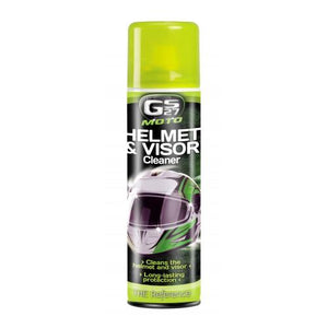 GS27-Moto Helmet And Visor Cleaner 250ml - Sweeney Motor Factors