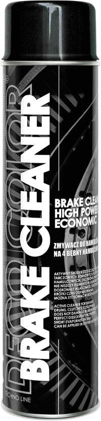 High Power Brake Cleaner 600ml - Deco Color Ireland