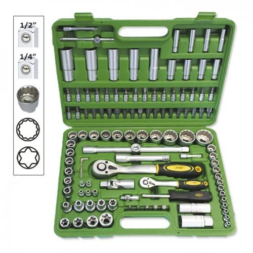 JBM-50791 113pc Socket Set 12 Point