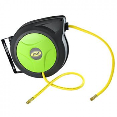 JBM-51299 Air Hose Reel Green