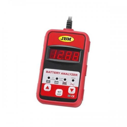 JBM-51816 Battery Tester Digital