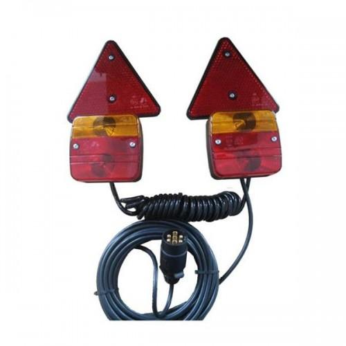 JBM-51886 Trailer Lights Magnatised