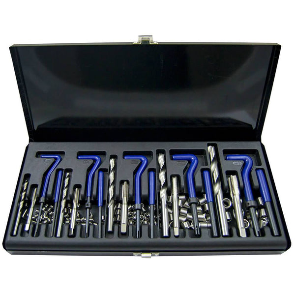 JBM-51896 Thread Repair Kit 115pc
