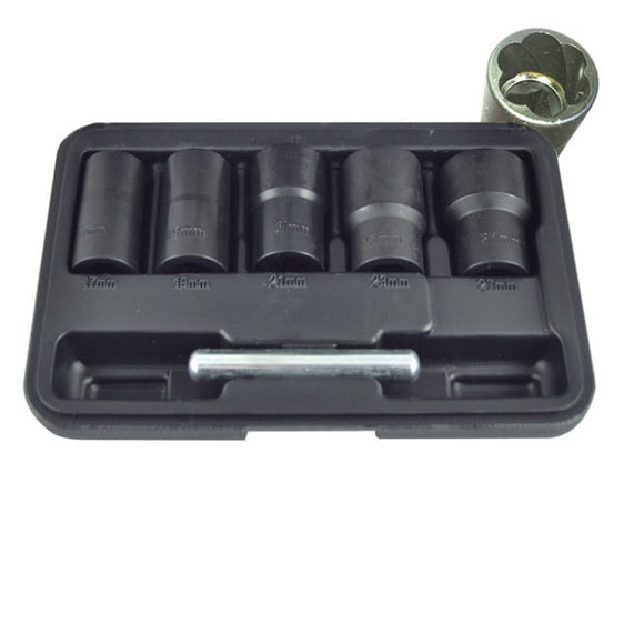 Set Of Twist Sockets 1/2