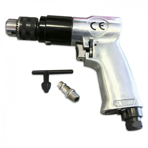 JBM-52160 Air Drill Reversible 3-8th-inch