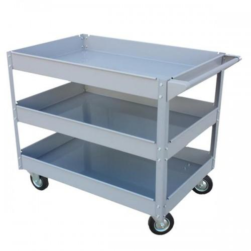 JBM-52373 3 Shelf Maxi Cart
