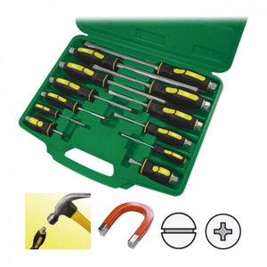 JBM-52748 Hammer Head Screwdriver Set