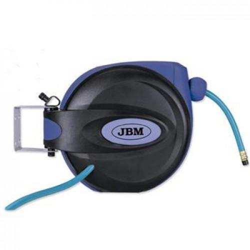 JBM-52755 Air Hose Reel Blue