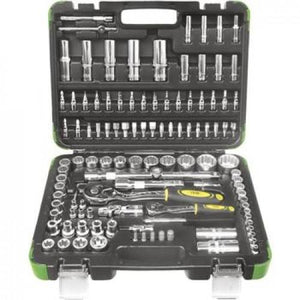 JBM-52979 113 Piece 12-Point Socket Set