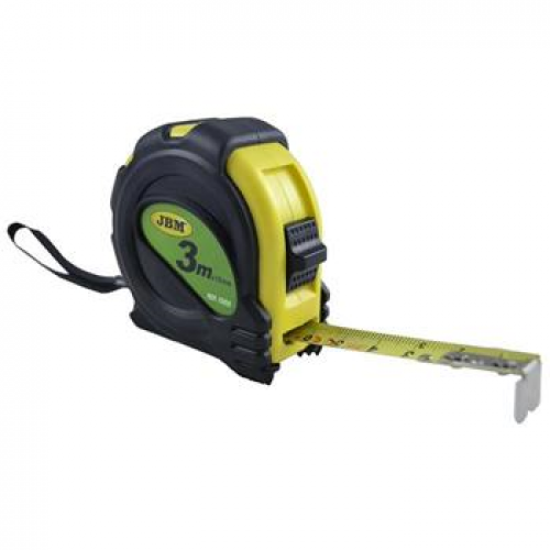 JBM-53025 Tape Measure 3 Metre x 16mm