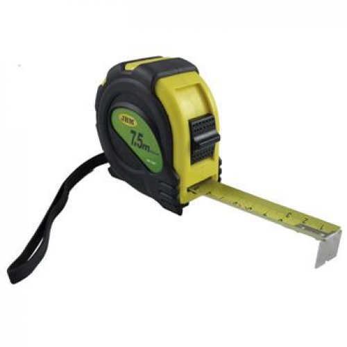 JBM-53027 Tape Measure 7.5 Metre x 25mm