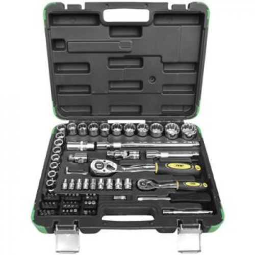 JBM-53074 Socket Set 74Pc
