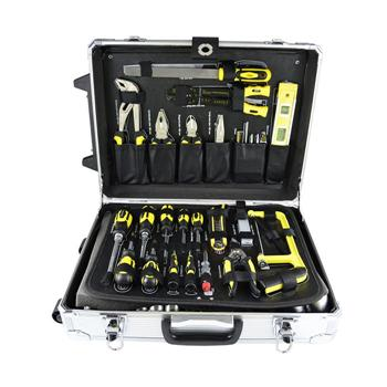 JBM-53159 Aluminium Brief Case Tool Set 159pcs