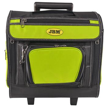 JBM-53253 Tool Bag Heavy Duty With Wheels And Extendable Handle