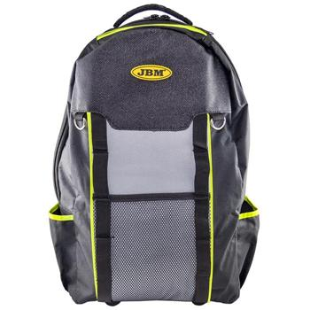 JBM-53258 Tool Bag Back Pack With Wheels