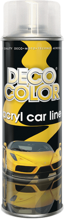 Professional Car Line Gloss Clear Coat 500ml- Sweeney Motor Factors