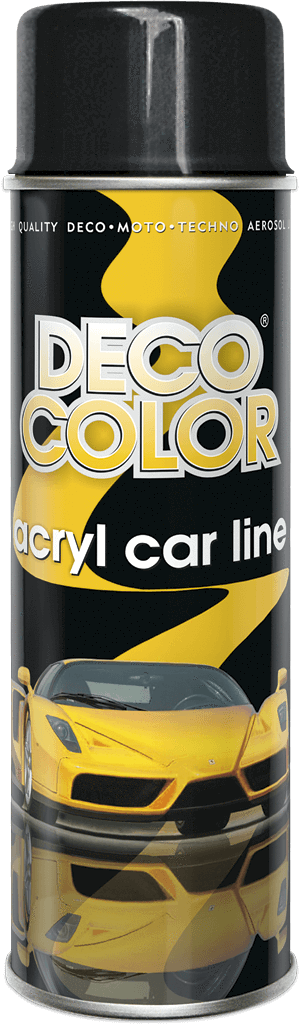 Professional Car Line Gloss Gloss Black 500ml- Sweeney Motor Factors