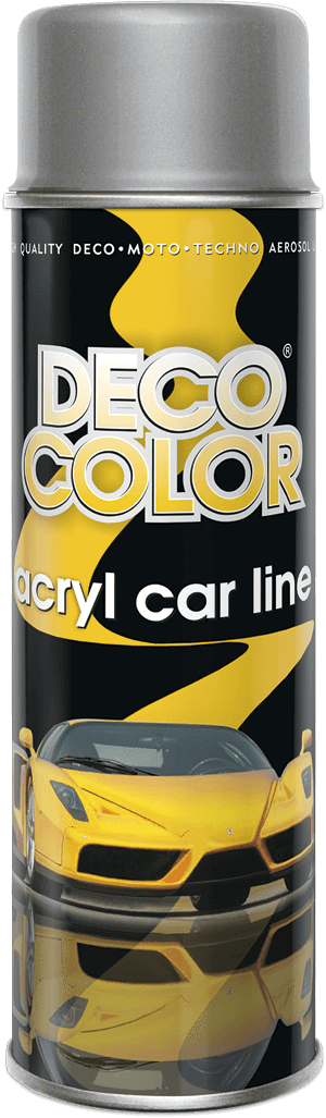 Professional Car Line Gloss Silver 500ml- Sweeney Motor Factors
