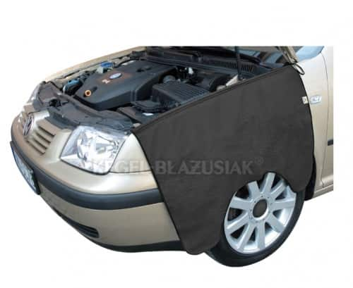 Protective Leatherette Wing Cover With Magnetic Strip