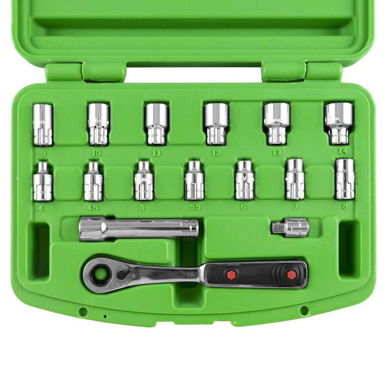 JBM-50623 17 Piece Socket Set with Stud Bolt Sockets Additional View 1-Sweeney Motor Factors