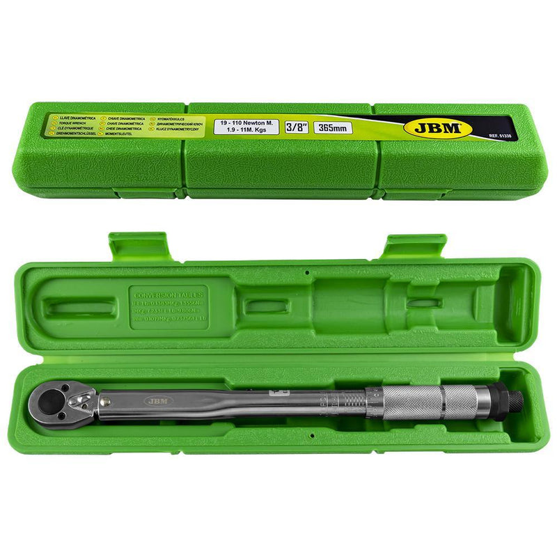 "JBM-51338 3/8"" Torque Wrench Additional Image 4"