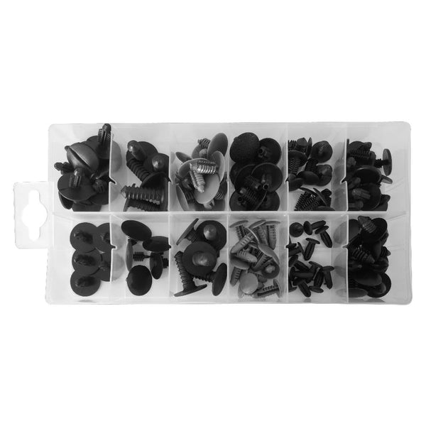 JBM-53715 110 PCS Clip Assortment Peugeot/Citroen for Upholstery