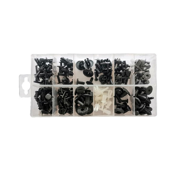 JBM-53718 151 PCS Clip Assortment Mercedes-Benz for Upholstery