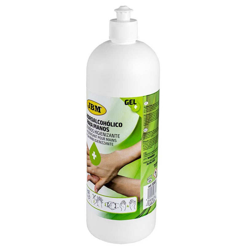 JBM-53833 Hydroalcoholic Sanitizing Gel 1L Additional Image 1