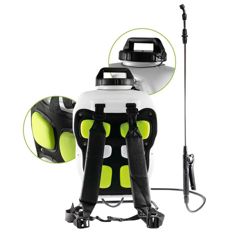 JBM-60027 Industrial Backpack Electric Sprayer 15L Additional Image 1