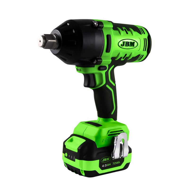 JBM-60034 Brushless Impact Wrench 3/4""