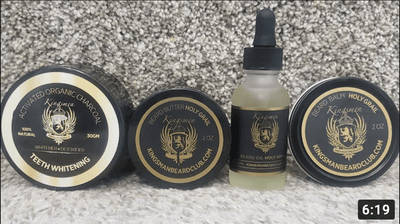 Kingsmen Beard Club Unboxing & First Impressions | Cbreezy Bearded Review